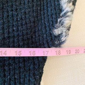 Alberto Makali Sweaters - Alberto Makali Rabbit fur cardigan sweater coat L